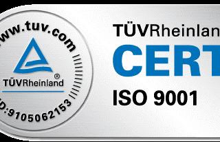 TUV-ISO9001